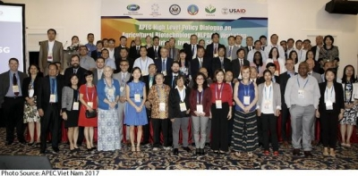 APEC: BIOTECHNOLOGY POWERFUL TOOL FOR SUSTAINABLE AGRICULTURE